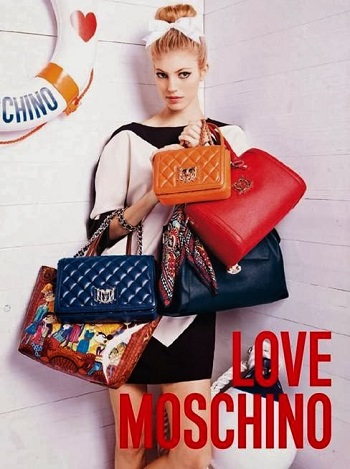 MOSCHINO kabelky